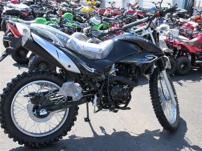HAWK Dual Sports enduro dirt bike street legal dirt bike 250cc